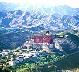 Mountain Resort And Outlying Temples Chengde