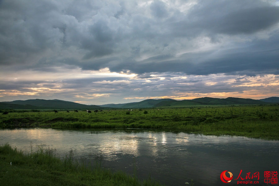 Beautiful Hulunbuir Grassland - China.org.cn